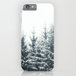 In Winter iPhone Case