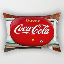 Buvez-Vous?  Rectangular Pillow