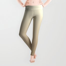 Vanilla / Ice Coffee Gradient Colors Leggings