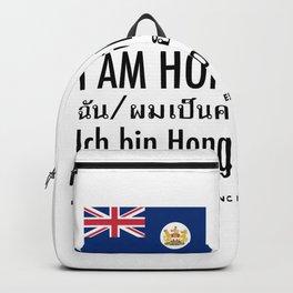 I am Hongkonger Backpack