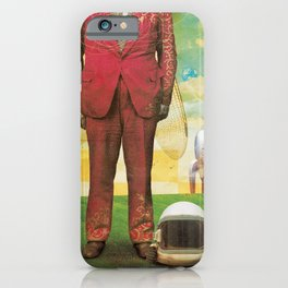 Flyman iPhone Case