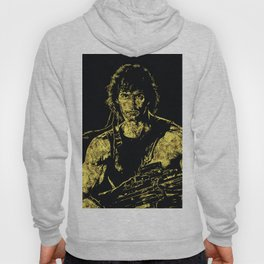 John Rambo - The Legend Hoody