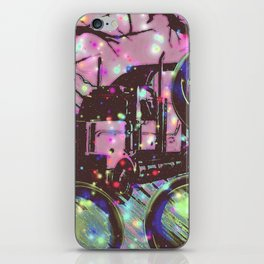 Space Trucking iPhone Skin