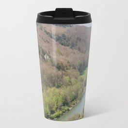 Die Donau 1 Travel Mug