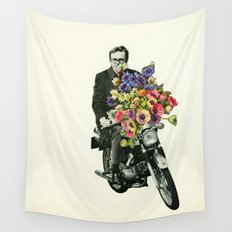 Pimp My Ride Wall Tapestry