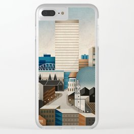 From Digbeth With Love Clear iPhone Case