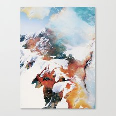 Mountain 2 Canvas Print