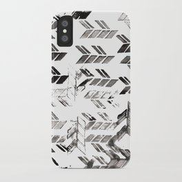 plumas iPhone Case