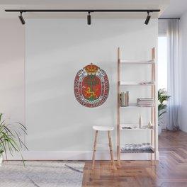flag of Kristiansand Wall Mural