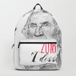 George Dissents Backpack