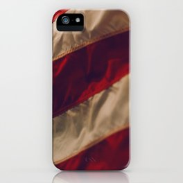 The Flag (Color) iPhone Case