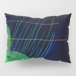 Night Grass Pillow Sham