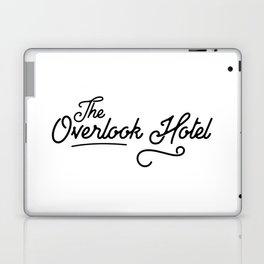 The Overlook Hotel Logo Laptop & iPad Skin