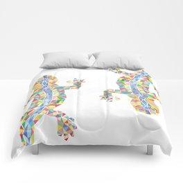 Barcelona Lizard Comforters