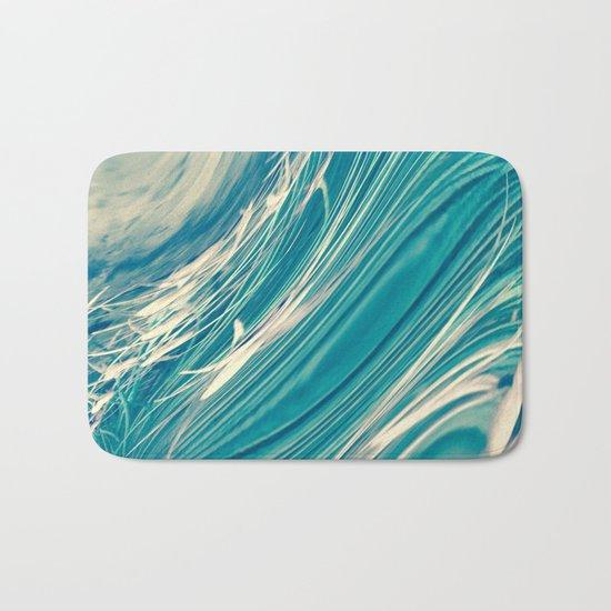 Neptune's Wild Ocean Bath Mat
