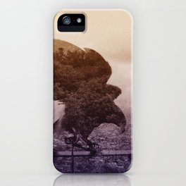 Imagine this (color version) iPhone Case