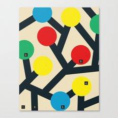Coloradore 001 Canvas Print