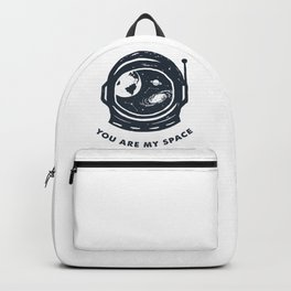 You Are My Space Backpack