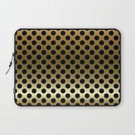 Detail - Holes in Blackburn, Lancashire Laptop Sleeve