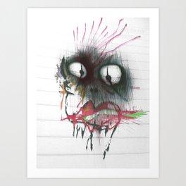 Instantgaramania Art Print