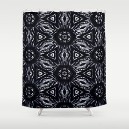 Metallico Shower Curtain