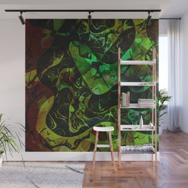 Abstract DM 03 Wall Mural