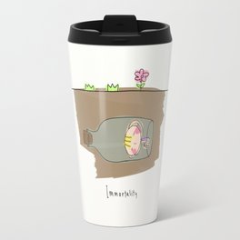Immortality Travel Mug