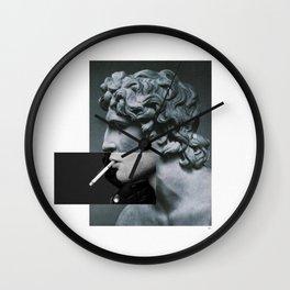 A classic cigarette. Wall Clock