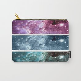 nebulA : Monkey Head Nebula Panel Art Carry-All Pouch