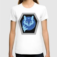 hologram T-shirts featuring Visionaries Fox by Eden Nur Madinah