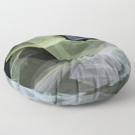 Abstract background 3 Floor Pillow