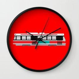 Toronto TTC Streetcar Wall Clock