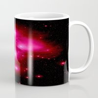 constellation Mugs featuring constellation : 7 Sisters of Pleaides by 2sweet4words Designs
