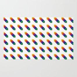 Rainbow Rays II Rug