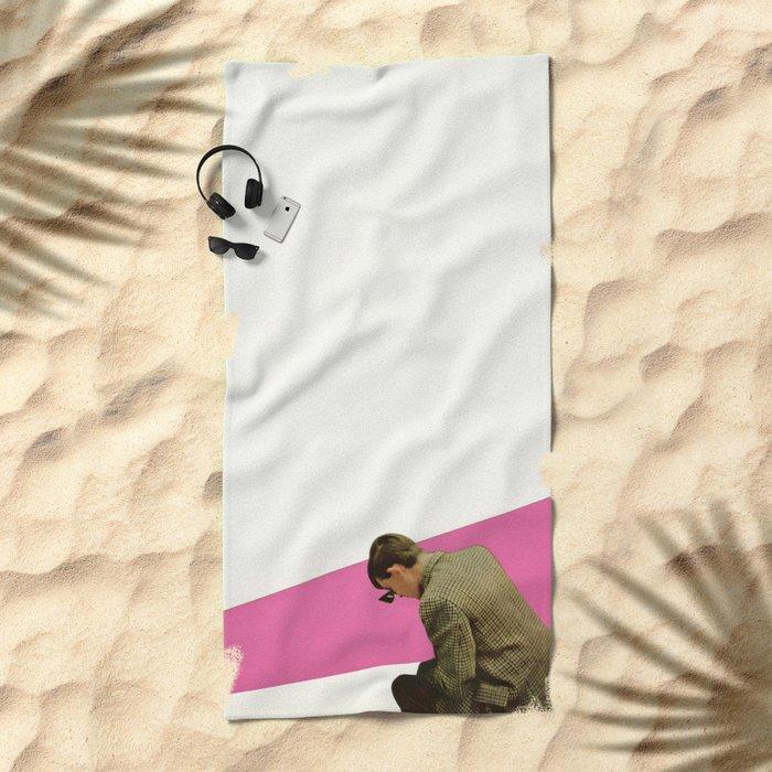 Urban Planning Beach Towel