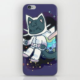 BTSK - SPACE CADET iPhone Skin