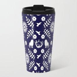 Otomi Lion Travel Mug