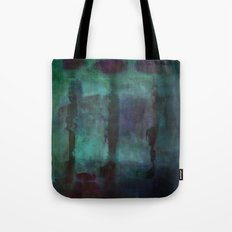 Abstract - Silhouette Tote Bag