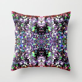 Spiritual Travel Throw Pillow
