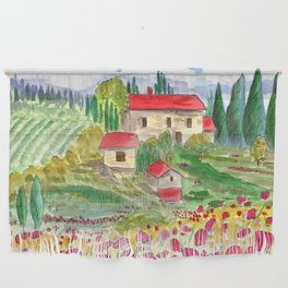 Tuscan Wall Hanging