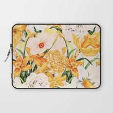 Wordsworth  and daffodils. Laptop Sleeve