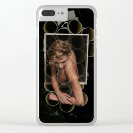 Infinito Clear iPhone Case