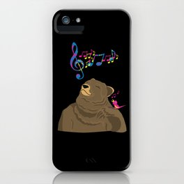 I See Music iPhone Case