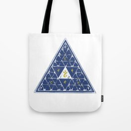 Star Teachings Logo Tote Bag