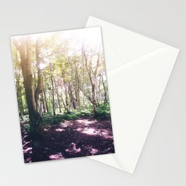 Forest Glare Stationery Cards