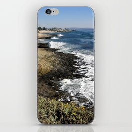 Coastline 2 iPhone Skin