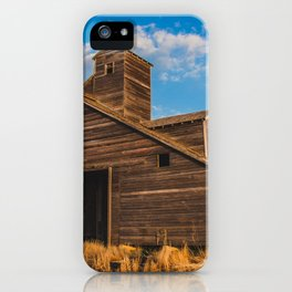 Grain Elevator 9 iPhone Case