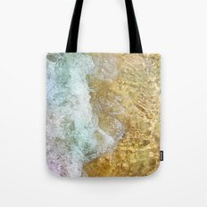 cycle wave Tote Bag