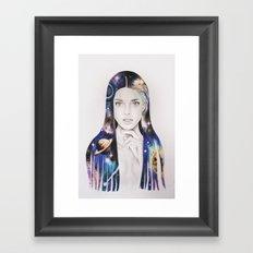 Nebulita Framed Art Print