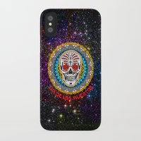 day of the dead iPhone & iPod Cases featuring Day of the Dead by Gary Grayson